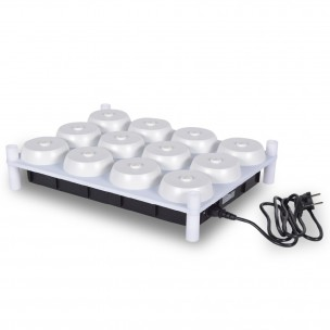 Big cordless bulb multi-charger TRAY BULB