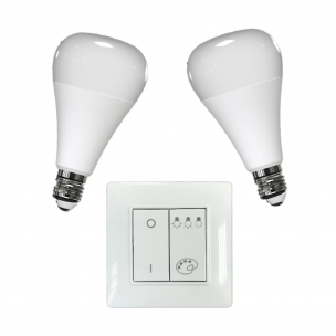 Pack BULB E27 et SWITCH